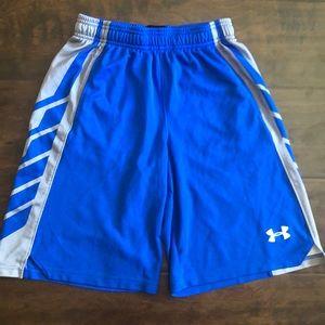 Boys Youth Medium Under Armour shorts